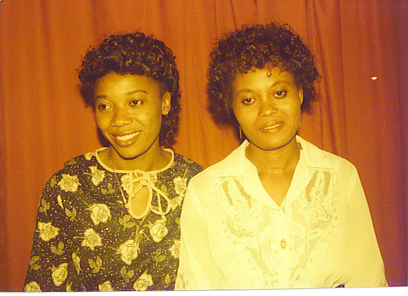 Mama Annie & Mama Betty Ndoko